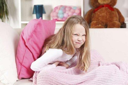 Проблемы с ЖКТ у ребенка