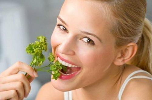 Травы от запаха изо рта