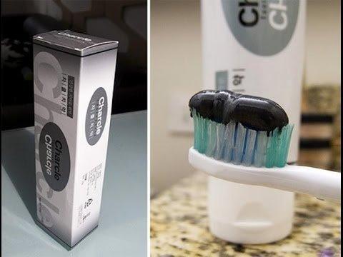 Новинка - японская зубная паста для пломбирования
