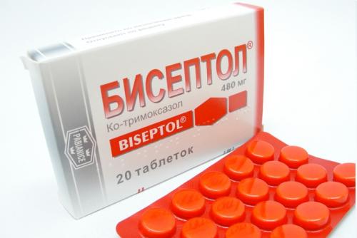 Бисептол стимулирует иммунитет