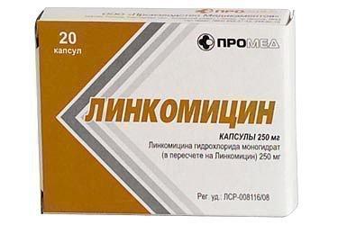 Линкомицин при пародонтите