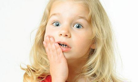 Пародонтит у ребенка