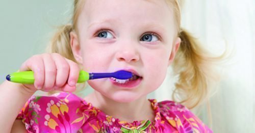 Гигиена рта - профилактика воспаления