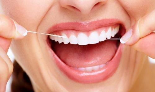 Зубная нить для зубов