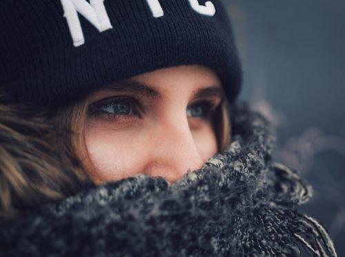 Причина - холод и ветер