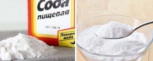 Сода в лечении
